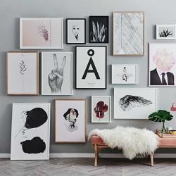 Как декорация за стена да превърне дома ни в галерия с изкуство